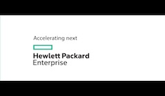 HPE - Introducing the New Hewlett Packard Enterprise